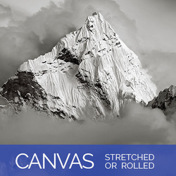 Canvas, Stretched or Rolled