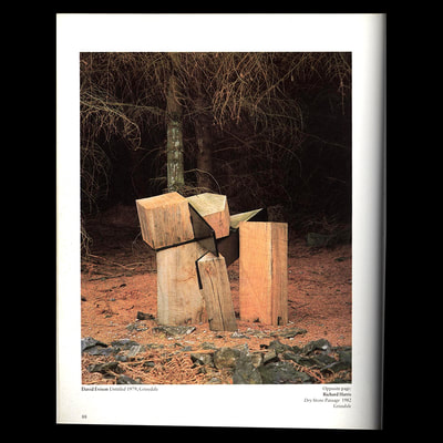 David Evison, (Untitled) 1979, Grizedale