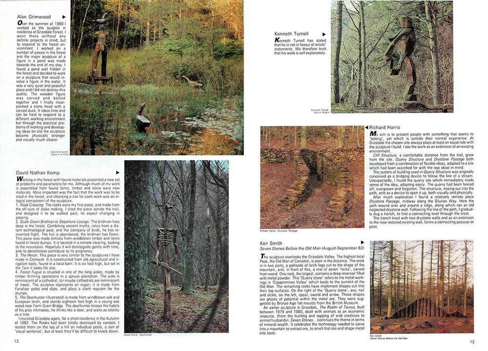 Studio International, Grizedale Article, 3-4